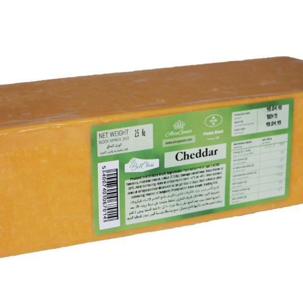Cheddar - bloc