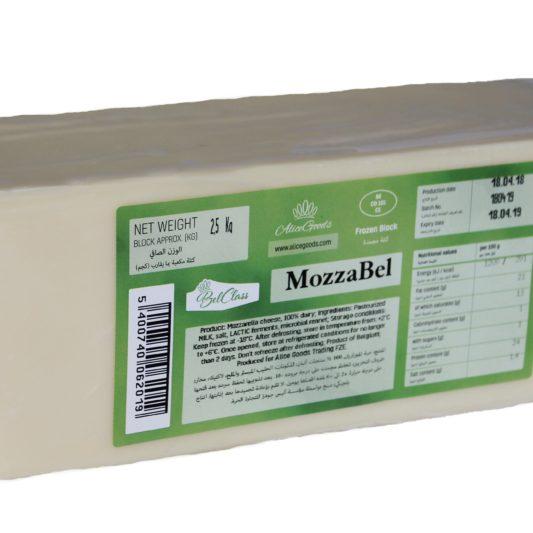MozzaBel - bloc